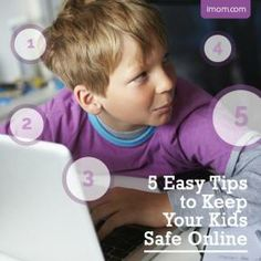 5 Easy Tips to Keep Your Kids Safe Online | iMOM