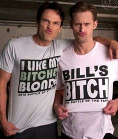 bill and eric