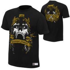 "Triple H ""Tremble Before The Hammer"" Authentic T-Shirt - #WWE"