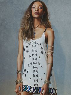 Free People Festival Sequin Shift, CLP$154864.36