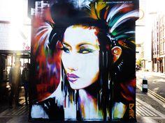 Street Art by Dan Kitchener