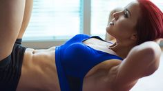 Tip: Do Harder, Fewer Reps for Great Abs | T Nation
