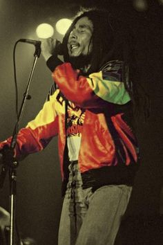 Bob Marley, has and always will be my role model