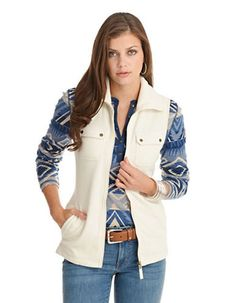 Just $24.99 & Free Ship !! NEW CHAPS Flap Pocket Fleece Vest Assorted Sizes $59 Retail NWT Winter Cream #Chaps