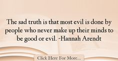 Hannah Arendt Quotes About Truth - 70802