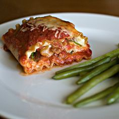 lasagna roll by Kelly Luna, via Flickr