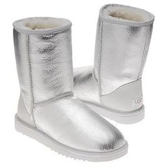 Always find me in my silver uggs