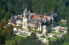 PELES CASTLE, SINAIA, Romania - the residence of the Romanian Royal Family turned into a museum. I've seen many castles, but this one has a personality that so far hasn't been topped. I recommend it to anyone visiting Romania! Beautiful Castles, Beautiful Places, Romanian Castles, Peles Castle, Prague Castle, Dracula Castle, Fairytale Castle, Beautiful Architecture, Kirchen