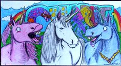 Charlie the Unicorn poster > too large for my scanner! Charlie the Unicorn Poster Charlie The Unicorn, Unicorn Poster, Llama Arts, Snoopy, Deviantart, Unicorns, Pictures, Fictional Characters, Photos