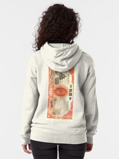China money, Chinese yuan distressed, historic and in high quality, hoodie. Perfect gift with a vintage Chinese symbol. Chinese Symbols, Chiffon Tops, Classic T Shirts, China, Money, Hoodies, Lifestyle, History, Gift