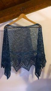 Finished off and ready to be shipped :) Sheila,I hope you like it Love xxx Tajana Crescent Shawl, Crochet Top, Crafts, Tops, Women, Fashion, Moda, Manualidades, Fashion Styles