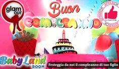 Festeggia Da GLAMOUR Il Compleanno Di Tuo Figlio http://affariok.blogspot.it/2015/10/festeggia-da-glamour-il-compleanno-di.html
