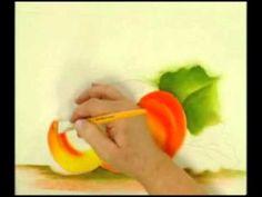 How to paint a pumpkin abóboras
