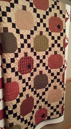 Tammy Whaley made Pumpkin Patch from our Fall 2014 issue!