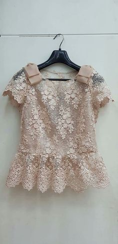 Wedding Dresses Blush Lace Pink New Ideas Girls Fancy Dresses, Little Girl Dresses, Dresses For Teens, Casual Dresses, Fashion Niños, African Fashion, Kids Fashion, Fashion Outfits, Dress Anak