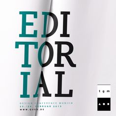 #qved 2013 – Tell me about Editorial Design! | qved 2013