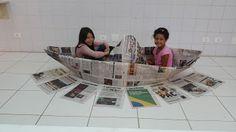 Jornal e práticas pedagógicas: PRÁTICA ARTÍSTICA -  na aula de arte construímos u...