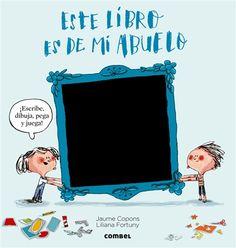 """""""Este libro es de mi abuelo"""" - Jaume Copons (Combel)"""
