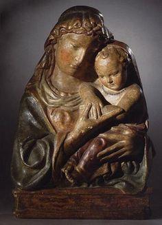View past auction results for LorenzoGhiberti on artnet Lorenzo Ghiberti, Madonna And Child, Global Art, 15th Century, Art Market, Renaissance, Past, Lion Sculpture, Auction