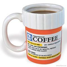 Prescription Pills Coffee Mug