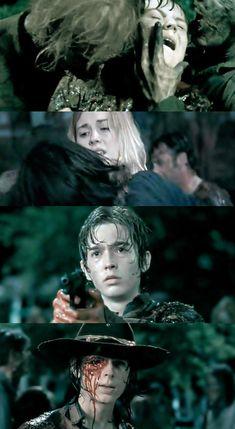 The Walking Dead arrebenta em um dos episódios mais fiéis à HQ