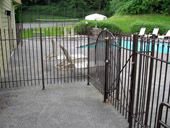 Fence Specialists - Tacoma Ornamental Metal Fence Installation Wrought Iron Fences, Metal Fence, Traditional, Ornaments, Outdoor Decor, Embellishments, Ornament