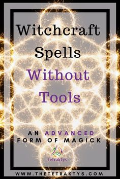 You want to perform witchcraft but your don't own any tools? Don't worry, A strong intention is all you need to perform powerful spells. In this post, learn how to smudge and cast the sacred circle using only the power of your mind. I will also show you how to cast any spell without any other tool than a focused mind.