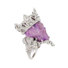 Victoire de Castellane - Dior Fine Jewelry Designer - the Fashion Spot