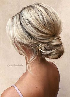 100 Prettiest Wedding Hairstyles For Ceremony & Reception - ,bridal hairstyle ,wedding updo Of all the many decisions you have to make about your wedding. Your wedding decor isn't the only way to reflect your romantic elegant. Braided Hairstyles Updo, Wedding Hairstyles For Long Hair, Hairstyle Wedding, Hair Wedding, Indian Hairstyles, Bridesmaid Hairstyles, Prom Hairstyles, Wedding Bridesmaids, Elegant Hairstyles