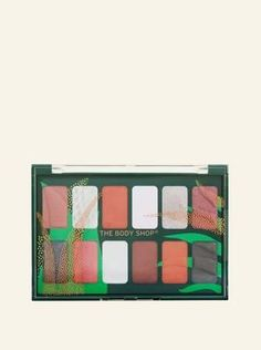 The Body Shop, Body Shop At Home, Eye Palette, Makeup Palette, Eyeshadow Palette, Eyeshadows, Christmas Shopping, Christmas Gifts, Holiday