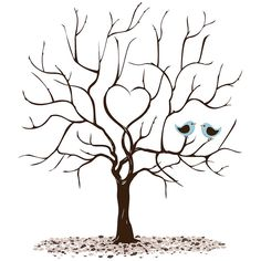 Personalised Class Leavers Fingerprint Tree