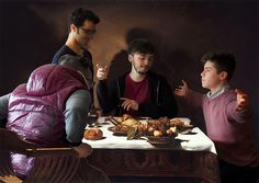 Entrando nei quadri di Caravaggio… – DidatticarteBlog
