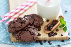 Čokoládové sušienky z avokáda