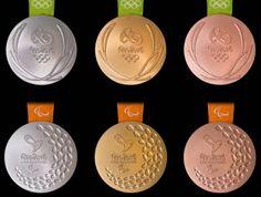 Blog Esportivo do Suíço: Após apresentarem problemas, medalhas do Rio 2016 são devolvidas