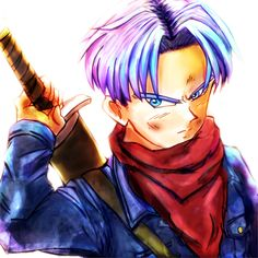 Trunks del futuro 2016 #Dragon Ball Super