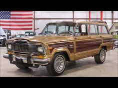1982 Jeep Wagoneer for sale Jeep Wagoneer, Offroad, Collectible Cars, Van, Cherokee, Roads, Classic, Vehicles, Addiction