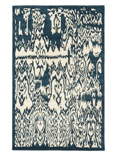Abstract Art Hand-Tufted Rug by ECARPETGALLERY at Gilt