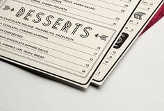 On the Creative Market Blog - 50 Restaurant Menu Designs That Look Better Than Food