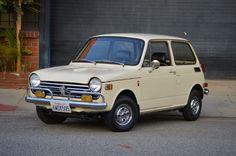 1970 Honda N600