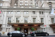 New york's most expensive apartment — baroque lifestyle - travel, luxury hotels, dining, trends Nyc Hotels, Luxury Hotels, Pierre Hotel, Luxury Lifestyle Women, Most Expensive, House Entrance, Real Estate Houses, Baroque, Street View