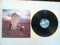 The Who - Who's Next_Vinyl Record LP_Baba O'Reilly_Teenage Wasteland_(MCA-3024)
