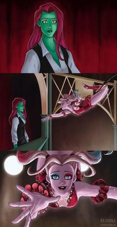 Harley Quinn Drawing, Joker And Harley Quinn, Arlequina Margot Robbie, Sailor Moon, Character Art, Character Design, Harely Quinn, Gotham Girls, Teen Titans