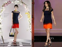 Sandra Bullock In Vionnet – The Tonight Show with Jay Leno. Get the dress for $1,135 at http://www.stylebop.com/product_details.php?menu1=designer&menu2=&menu3=1071&id=508738