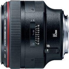 Canon EF 85mm f/1.2L II - This lens is probably the most amazing lens I've ever used. It delivers great color, great contrast, razorblade sharpness even at f/1.2 and it offers THE best bokeh ever. Simply stunning. It's the ultimate portrait lens but using it for other means will deliver you images no other lens can give you.