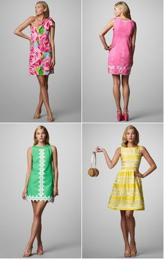Lilly dresses. One of each please.  ;)