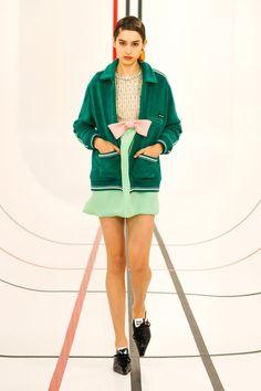 Fashion Week, Runway Fashion, Fashion Beauty, Fashion Show, Womens Fashion, Fashion Design, Fashion Trends, Paris Fashion, Miu Miu