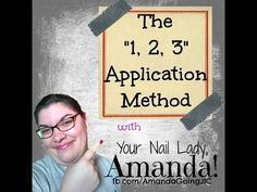 The 123 Application Method! - YouTube