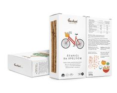 Basket Snacks on Packaging of the World - Creative Package Design Gallery