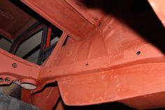 Abarth OT 2000 coupe America  - underneath
