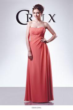 CRUX #Bridesmaid Dress style CB255